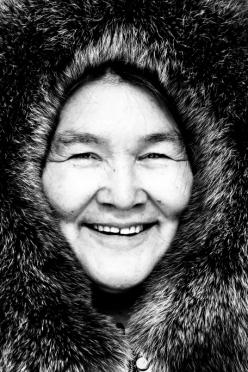 Myva Niviaxie - Inuit from Kuujjuarapik © Renaud Philippe