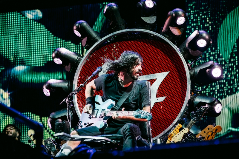 Foo Fighters - FEQ 2015 @ Renaud Philippe